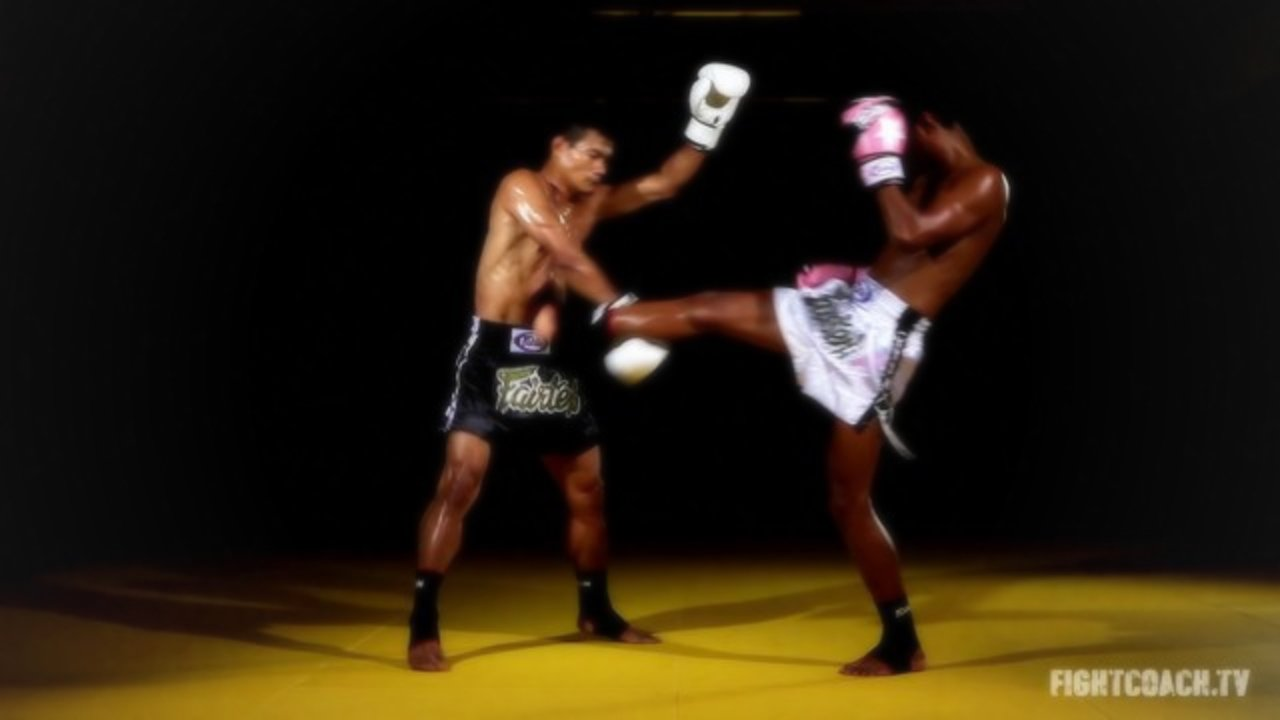 MUAY THAI: Defenses and Counters | Fightcoach: Professional